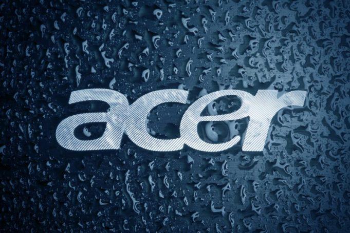 Acer computer til studiet, hjemmekontoret eller gaming