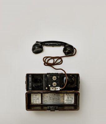 Telefoni gennem tiden