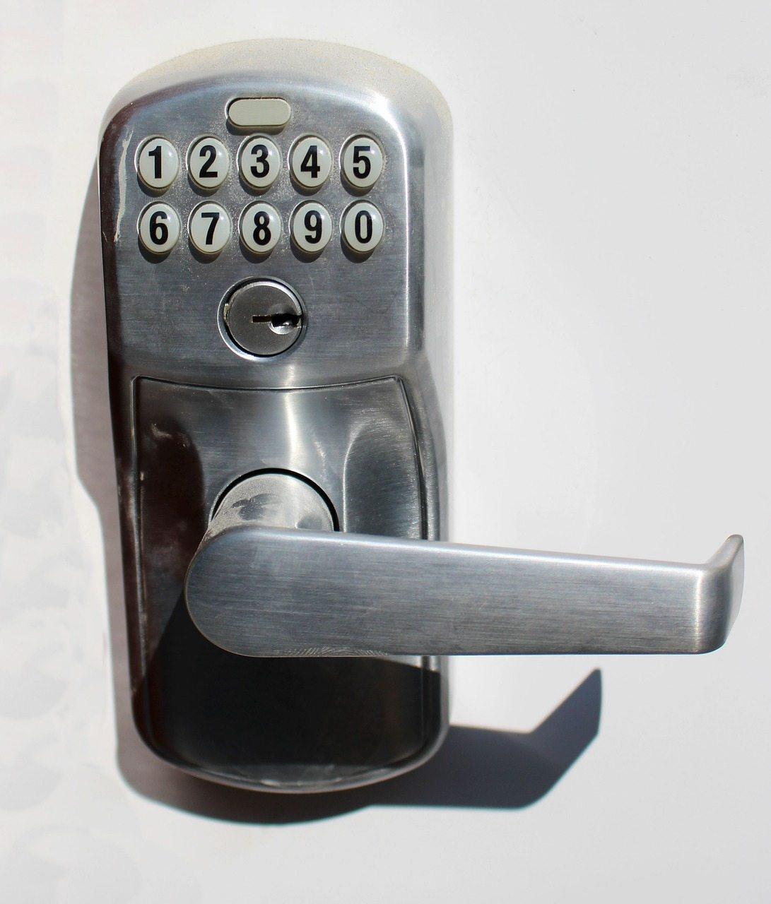 Øg sikkerheden med elektroniske låse